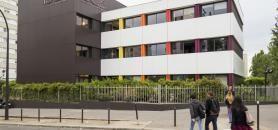 ISC Paris, école de management //©R-P RIBIERE