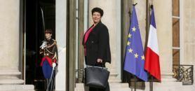 """Pour Frédérique Vidal, la hausse de 700 millions d'euros du budget de son ministère est la preuve que le gouvernement """"a confiance dans la jeunesse"""". //©Romain Beurrier/REA"""