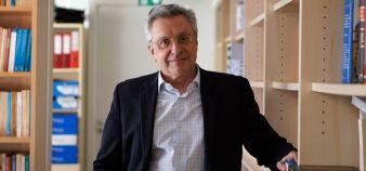 Marcel Morabito, professeur des universités à Sciences po Paris et conseiller auprès du directeur de la recherche technologique du CEA ©C.Authemayou