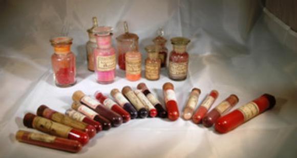 École nationale supérieure de chimie de Mulhouse - collection de colorants