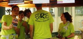 L'université de Bordeaux a fait le choix de la formation par les pairs avec la mise en place d'une équipe de dix-huit étudiants relais-santé (ERS), répartis en trois équipes : bien-être, sexualité et soirées étudiantes. //©Université de Bordeaux