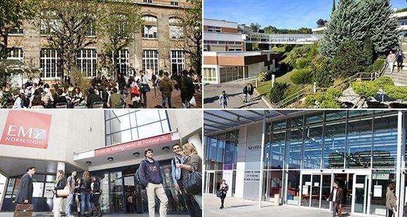 L'EM Lyon, l'ESCP Europe, l'EM Normandie et Néoma font partie des écoles dont les frais de scolarité ont le plus augmenté entre 2013 et 2015.