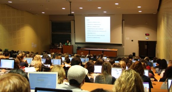 Université Paris Descartes Paris 5 - Etudiants en Licence 1 de psychologie - Boulogne - Rentrée septembre 2015