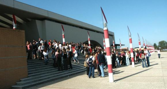 L'université Lille 2 droit et santé ©Lille 2