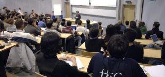 HEC mise sur les partenariats plutôt que sur l'ouverture de nouveaux campus à l'étranger. //©HEC