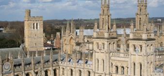 Pour que son campus d'Oxford ait les mêmes droits qu'une université locale, l'EM Normandie transformera son antenne en filiale anglaise. //©Stephen Finn