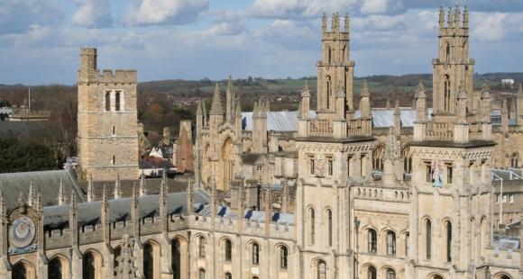 L'université d'Oxford - © Stephen Finn