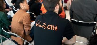 L'association Unis-Cité, qui accueille de nombreux volontaires du service civique, alerte sur la dégradation possible des missions effectuées. //©Xavier POPY/REA