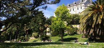 L'Université de Côte d'Azur, née de la fusion de l'université Nice-Sophia Antipolis et de la COMUE, vit sa première année d'établissement expérimental. //©université Côte d'Azur
