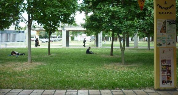 L'université Toulouse Jean-Jaurès, ex Le Mirail
