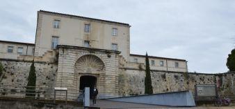 Le site Vauban est le premier à avoir accueilli l'université de Nîmes //©Guillaume Mollaret