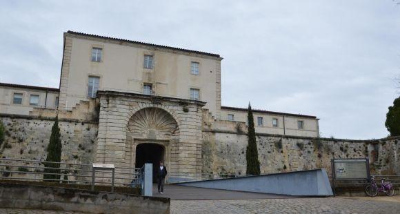 Le site Vauban est le premier à avoir accueilli l'université de Nîmes