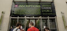 Inscriptions à Lyon 2 - Tous droits réservés Serge Tanet - Université Lumière Lyon 2