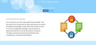 Gradecraft permet aux étudiants de choisir leurs parcours d'apprentissage. //©Gradecraft