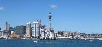 L'Europe représente 10 % de la mobilité vers la Nouvelle-Zélande. //©Marie-Anne Nourry