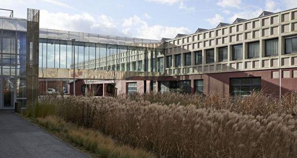 Lycée polyvalent Le Corbusier, Strasbourg // DR