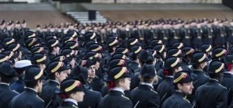 Les Polytechniciens occupent de nombreuses places à la direction des grandes écoles françaises. //©Pierre CHARLIER/REA