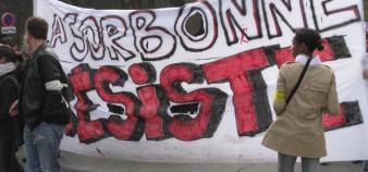Manifestation du 24 mars 2009 à Paris