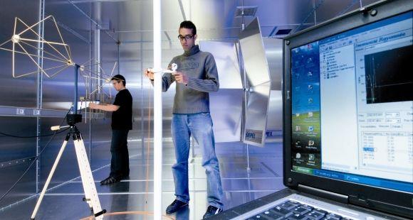 UTBM - Expérience en laboratoire électronique