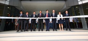 Inauguration du campus de l'Essec à Singapour, lundi 4 mai 2015 //©ESSEC