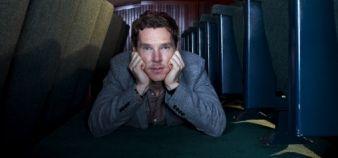 L'acteur Benedict Cumberbatch a interpreté le chercheur Alan Turing dans le film Imitation Game sorti début 2015. //©CHRIS BUCK/The New York Times-REDUX-REA
