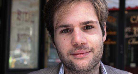 """Léonard Moulin, chercheur en sciences économiques, a remporté le 2e prix du concours """"La vie étudiante vue par les étudiants"""" de l'OVE."""