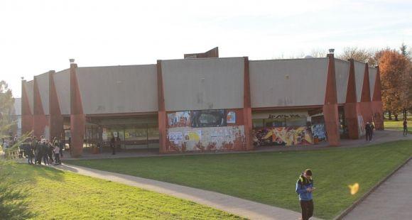 Amphi Staps de l'université de Rouen