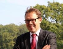 Gilles Roussel, président de l'université Paris-Est Marne-la-Vallée //©UPEM
