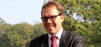 Gilles Roussel, candidat à la présidence de la CPU. //©UPEM