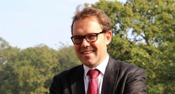 Gilles Roussel, président de l'université Paris-Est Marne-la-Vallée