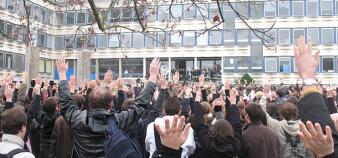 Une AG à Rennes 2 durant le mouvement (Tangi_Bertin/Flickr)