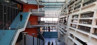 A l'université de Rouen, la vie presque