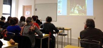Université citoyenne de Poitiers //©Marie-Anne Nourry