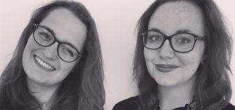 Svenia Busson et Audrey Jarre, cofondatrices de l'EdTech World Tour. //©EdTechWorldTour