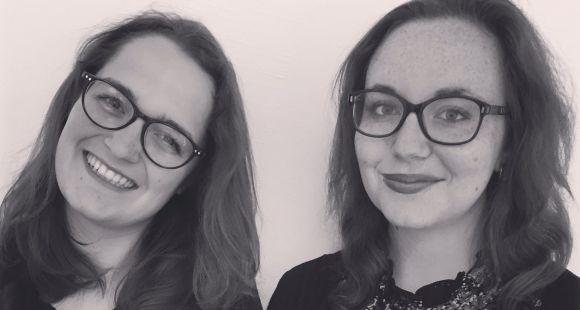 Svenia Busson et Audrey Jarre, cofondatrices de l'EdTech World Tour.