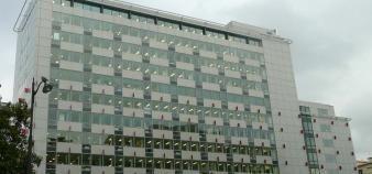 Le bâtiment, dit Carré Sufren, rue de la Fédération à Paris, qui abrite l'IGAENR. //©IGAENR