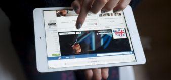 Les réseaux sociaux prennent de plus en plus de place dans les choix d'orientation des étudiants //©T. Sonnenschein / REPORT DIGITAL-REA