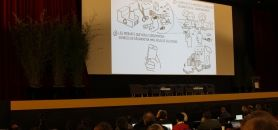 """Le Mooc """"Consommer responsable"""", auquel participent des enseignants-chercheurs de l'université Paris-Ouest-Nanterre-la-Défense, a été présenté lors du colloque Eco-campus 3. //©Delphine Dauvergne"""