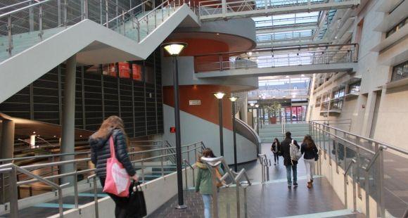 Fac de droit de l'université de Rouen