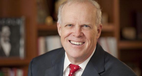 John L. Hennessy, président de Stanford