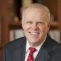 John L. Hennessy, président de Stanford //©Stanford university
