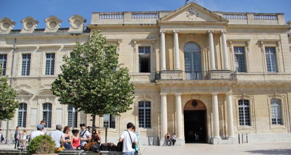 Universite d'Avignon - Juin 2012 - ©C.Stromboni