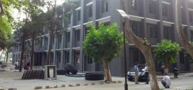 Bâtiment de l'ENIN (Ecole nationale d'ingénieurs sino-française).A partir de la rentrée 2013, les étudiants de l'ENIN (Ecole nationale d'ingénieurs sino-française) sont accueillis dans un bâtiment neuf de la NUST (Nanjing University of Science and Technology).
