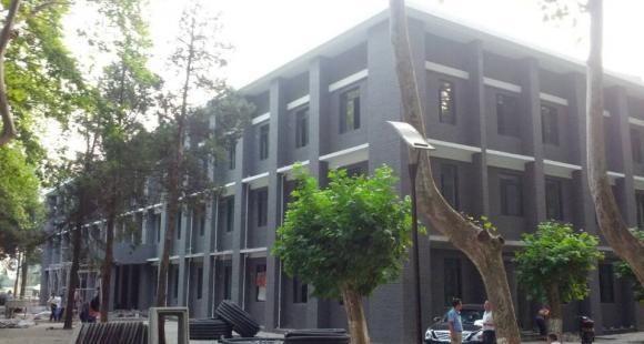 A partir de la rentrée 2013, les étudiants de l'ENIN (Ecole nationale d'ingénieurs sino-française) sont accueillis dans un bâtiment neuf de la NUST (Nanjing University of Science and Technology).