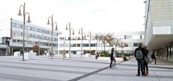 Le campus de l'université Lille 3 //©Université Lille 3