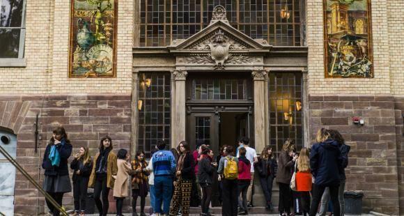 La Haute école des arts du Rhin(HEAR) à Strasbourg n'a pas encore rejoint la plate-forme Parcoursup.