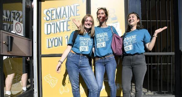 L'université Lyon 1 veut frapper fort dès la rentrée avec une murder party géante sur tout le campus.