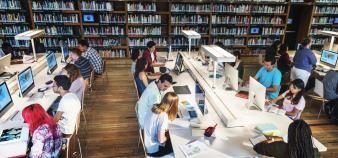 Les prévisions démographiques anticipent une hausse des effectifs étudiants lors des dix prochaines années. //©Rawpixel.com / Adobe Stock
