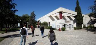 Grâce à un dispositif d'accompagnement personnalisé, l'université Paul Valéry de Montpellier a amélioré le taux de réussite de ses étudiants en L1. //©PHILIPPE LAURENSON / REUTERS