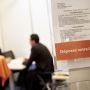 Les étudiants des écoles de commerce et d'ingénieurs déclarent à 90% rechercher un emploi intéressant //©RGA / R.E.A